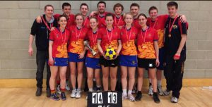 Birmingham University Win GOLD At BUCS 2014!