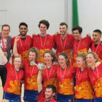 BUCS Gold for Birmingham Korfballers