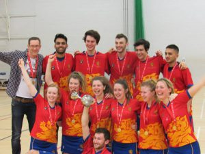 2016 BUCS National Trophy – Sheffield